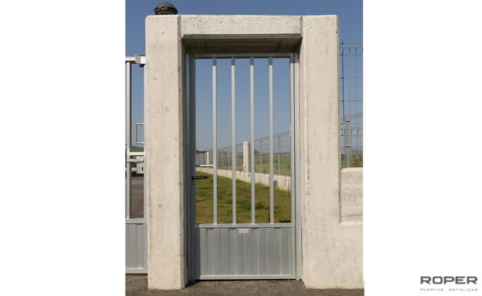 Puerta peatonal roper - Puertas roper ...