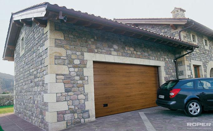 Porte Sectionnelle Résidentielle 4