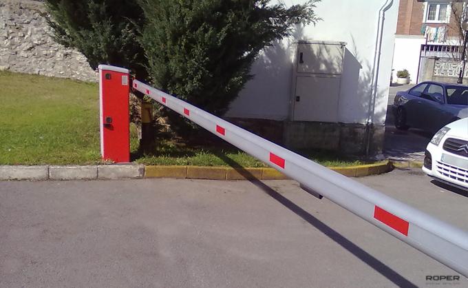 Barrière Automatique pour propriétés 2