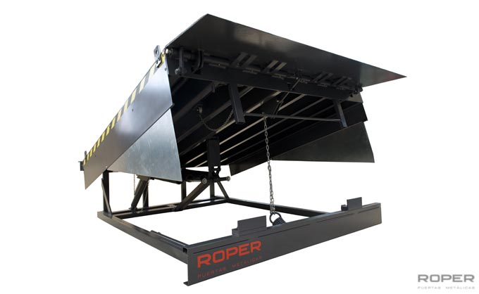 Dock Leveller 3